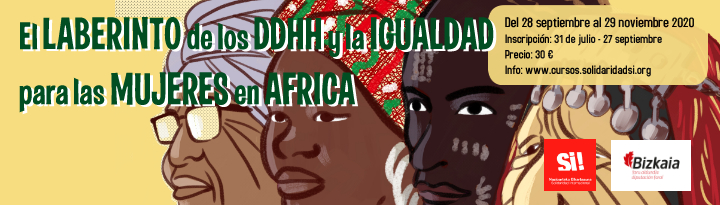 laberinto DDHH igualdad africa